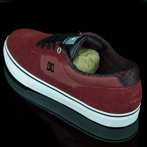 DC Shoes Switch Shoes Wine, Evan Smith Rotate 7:30