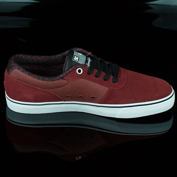 DC Shoes Switch Shoes Wine, Evan Smith Rotate 3 O'Clock