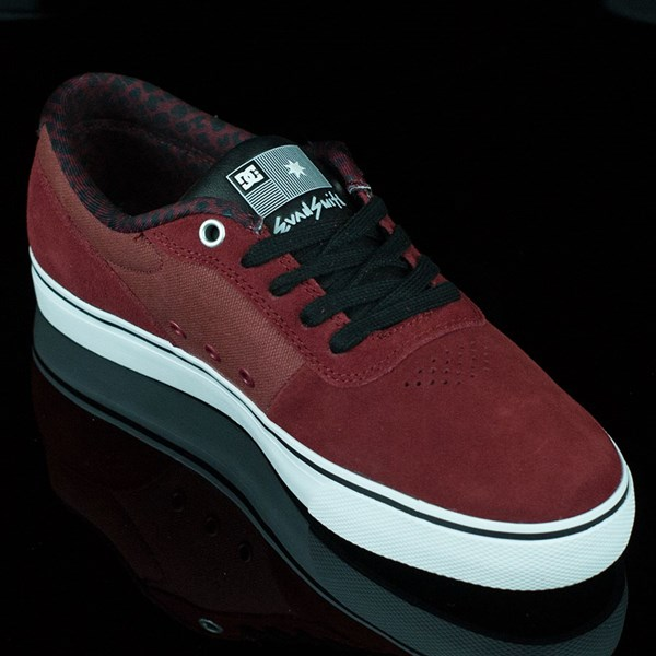 DC Shoes Switch Shoes Wine, Evan Smith Rotate 4:30