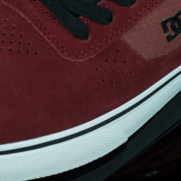 DC Shoes Switch Shoes Wine, Evan Smith Closeup
