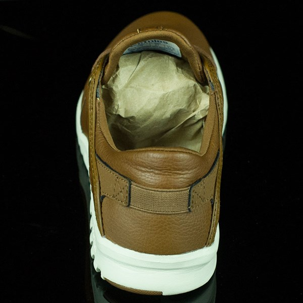 etnies Scout Shoes Brown Rotate 12 O'Clock