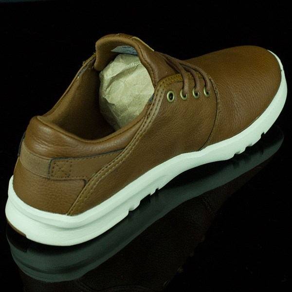 etnies Scout Shoes Brown Rotate 1:30