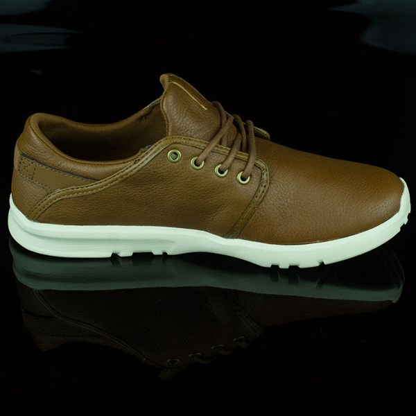 etnies Scout Shoes Brown Rotate 3 O'Clock