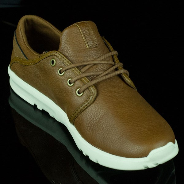 etnies Scout Shoes Brown Rotate 4:30