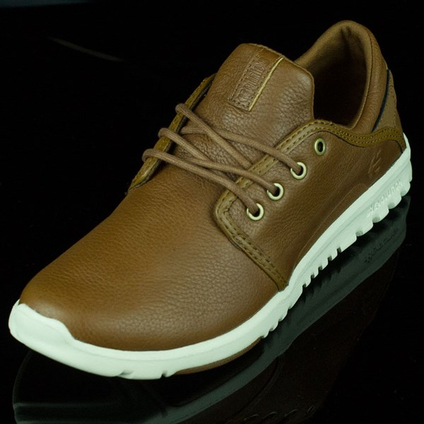 etnies Scout Shoes Brown Rotate 7:30