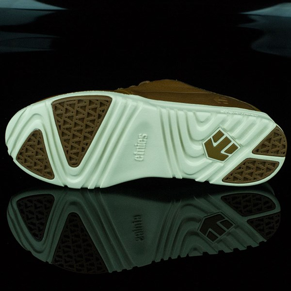 etnies Scout Shoes Brown Sole