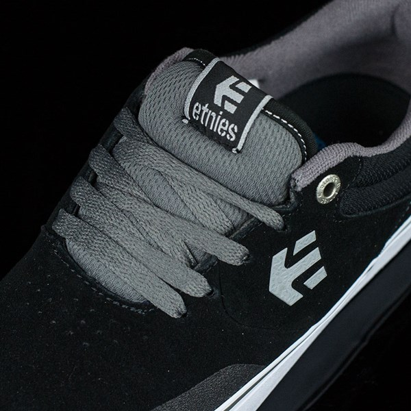 etnies Marana Vulc Shoes Black, Grey Tongue