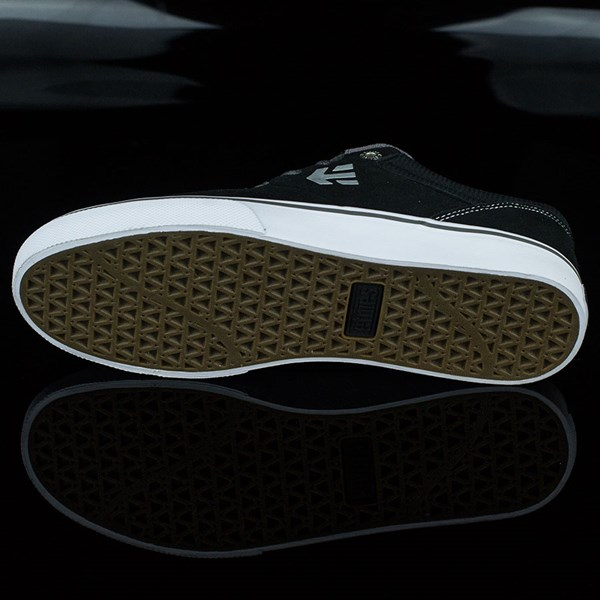 etnies Marana Vulc Shoes Black, Grey Sole