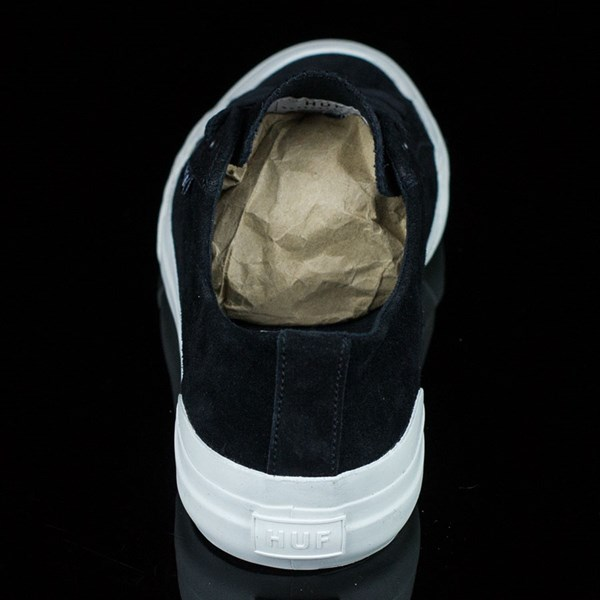 HUF Classic Lo Shoes Black, Bone Rotate 12 O'Clock