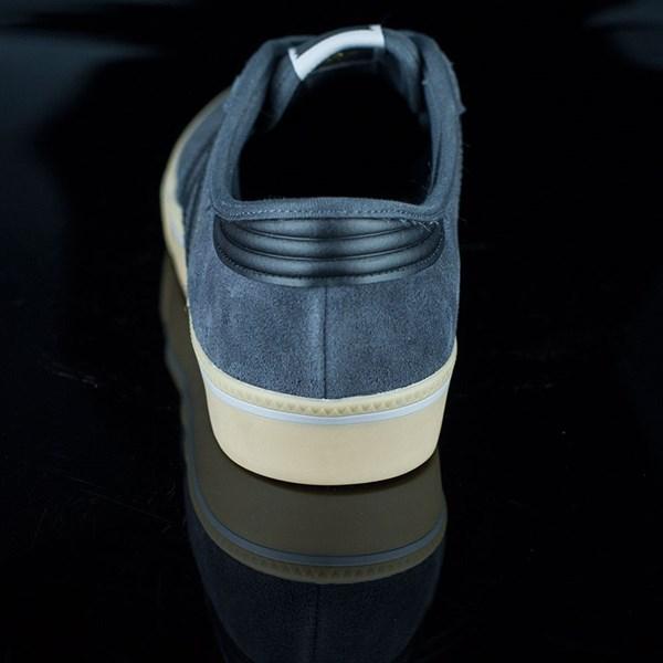 adidas Seeley ADV Shoes Dark Grey, Black, Gum Rotate 12 O'Clock
