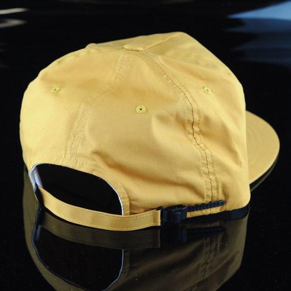 Brixton Meyer Hat Burnt Orange Back