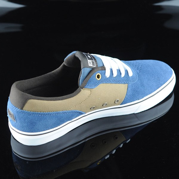 DC Shoes Switch Shoes Navy, Camel Rotate 1:30