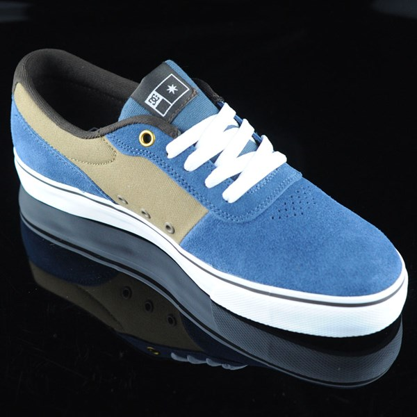 DC Shoes Switch Shoes Navy, Camel Rotate 4:30