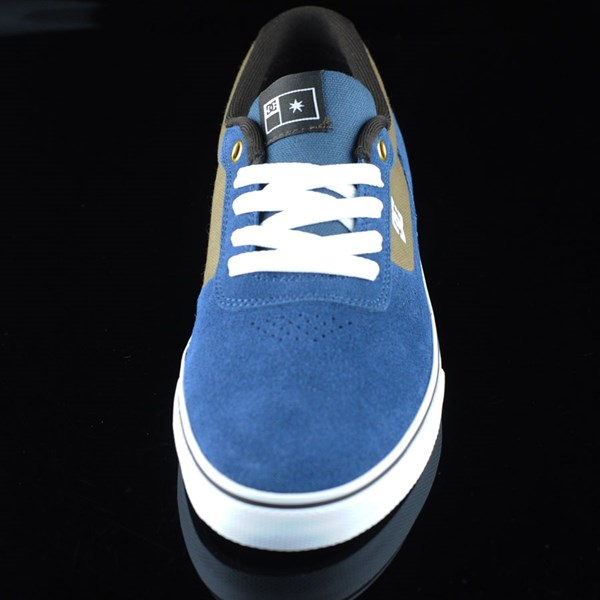 DC Shoes Switch Shoes Navy, Camel Rotate 6 O'Clock
