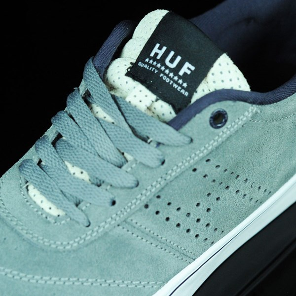 HUF Galaxy Shoes Monument, Slate Blue Tongue