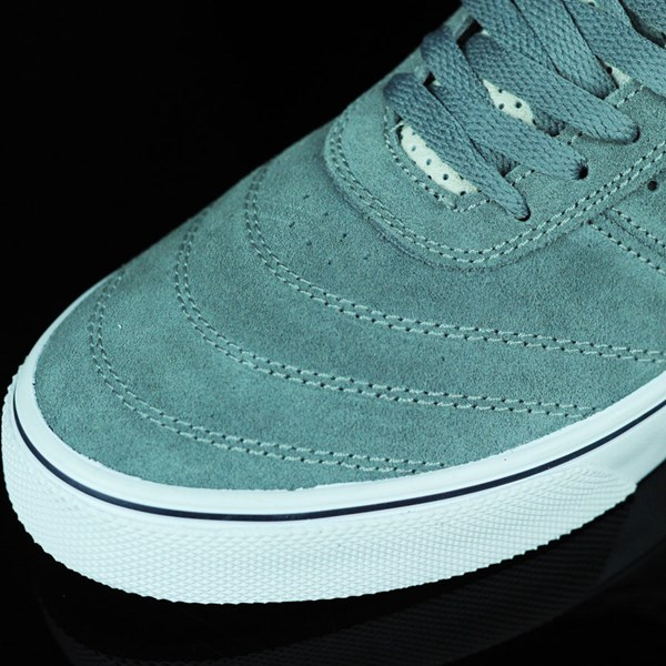 HUF Galaxy Shoes Monument, Slate Blue Closeup