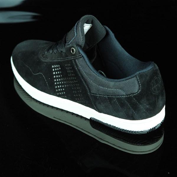 HUF Hufnagel 2 Shoes Black, Bone White Rotate 7:30