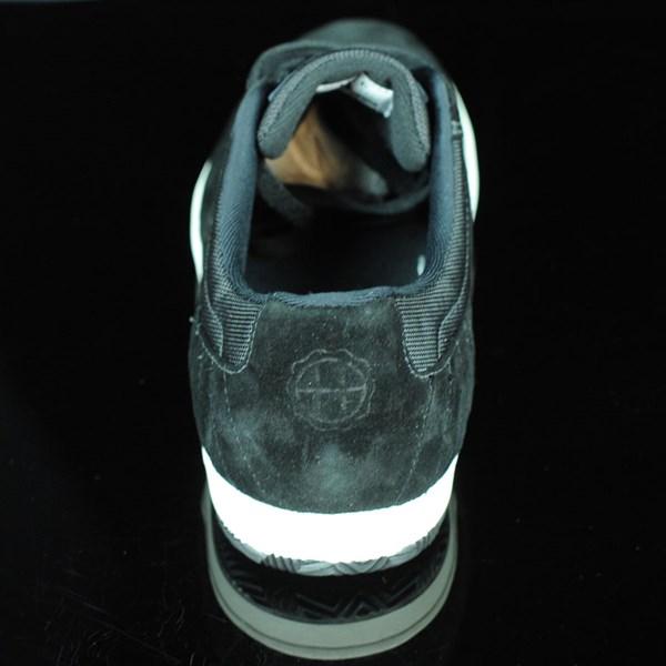 HUF Hufnagel 2 Shoes Black, Bone White Rotate 12 O'Clock