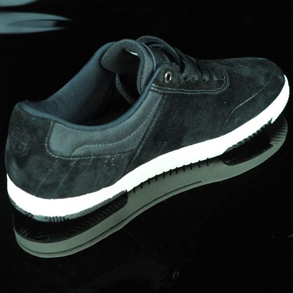 HUF Hufnagel 2 Shoes Black, Bone White Rotate 1:30