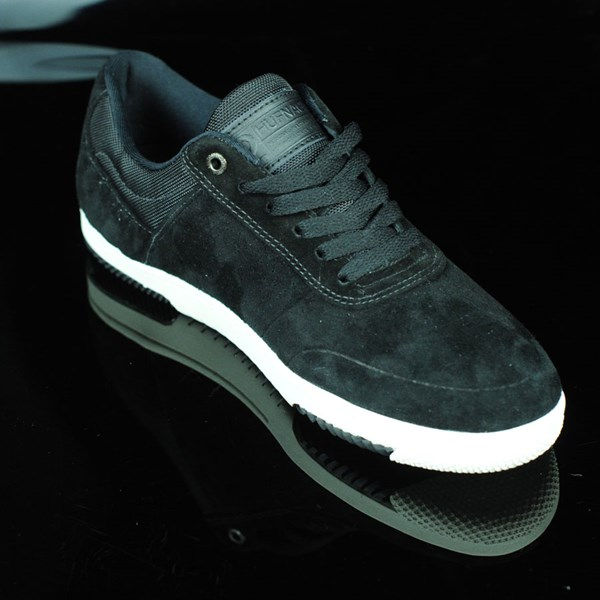 HUF Hufnagel 2 Shoes Black, Bone White Rotate 4:30