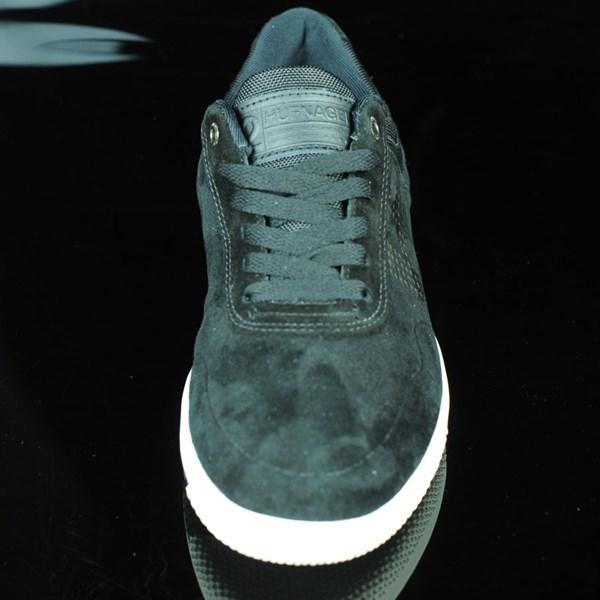 HUF Hufnagel 2 Shoes Black, Bone White Rotate 6 O'Clock