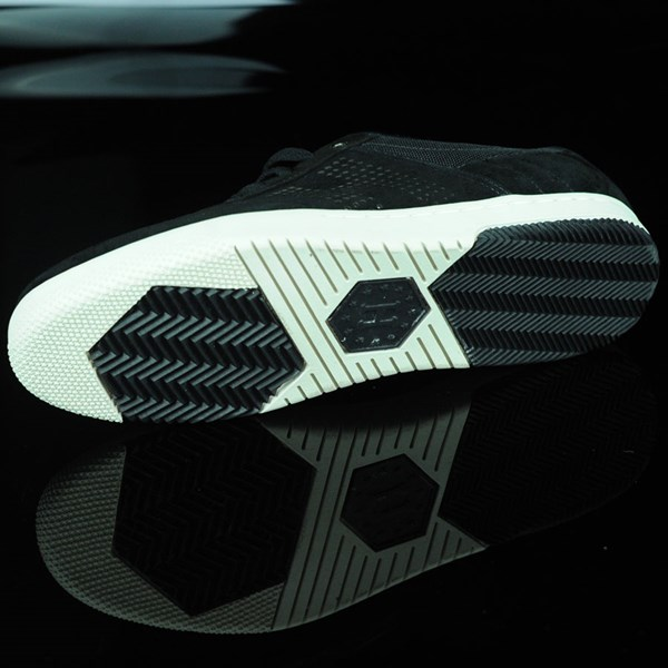 HUF Hufnagel 2 Shoes Black, Bone White Sole