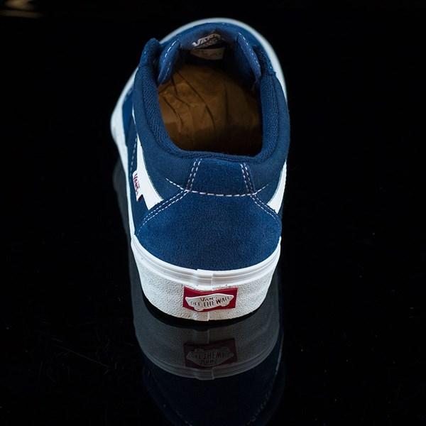 a0ed766d23 ... Vans TNT SG Shoes Navy Washed Canvas