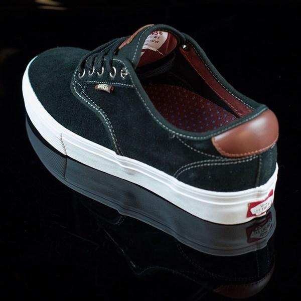 2d87e9c8da ... White Vans Chima Ferguson Pro Shoes Black