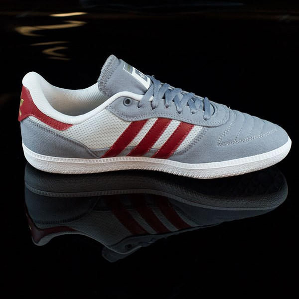 5d8f7078 ... adidas Skate Copa Shoes Grey, Nomad Red, Light Grey Rotate 3 O'Clock ...