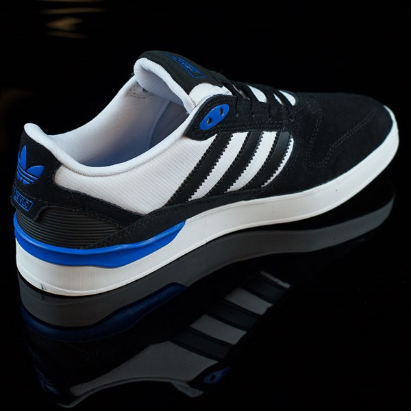 adidas ZX Vulc Shoes Black, White, Rodrigo TX Rotate 1:30