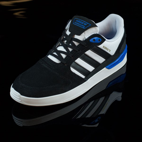 adidas ZX Vulc Shoes Black, White, Rodrigo TX Rotate 7:30
