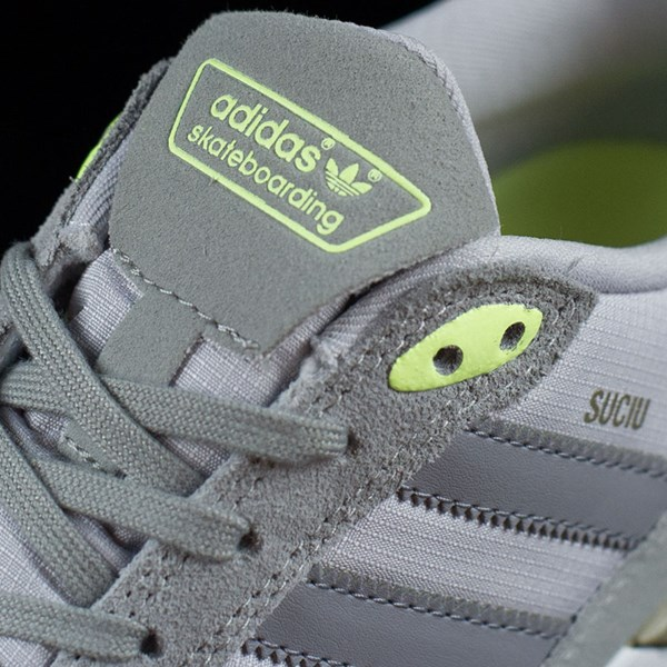 adidas ZX Vulc Shoes Solid Grey, Light Onyx, Suciu Tongue