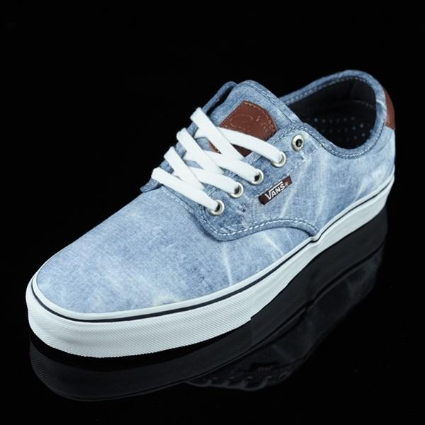 12c151444762 ... Vans Chima Ferguson Pro Shoes Light Navy