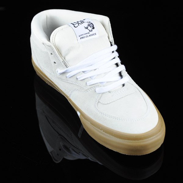 08f7a285b38326 ... O Clock Vans Half Cab Pro Shoes White