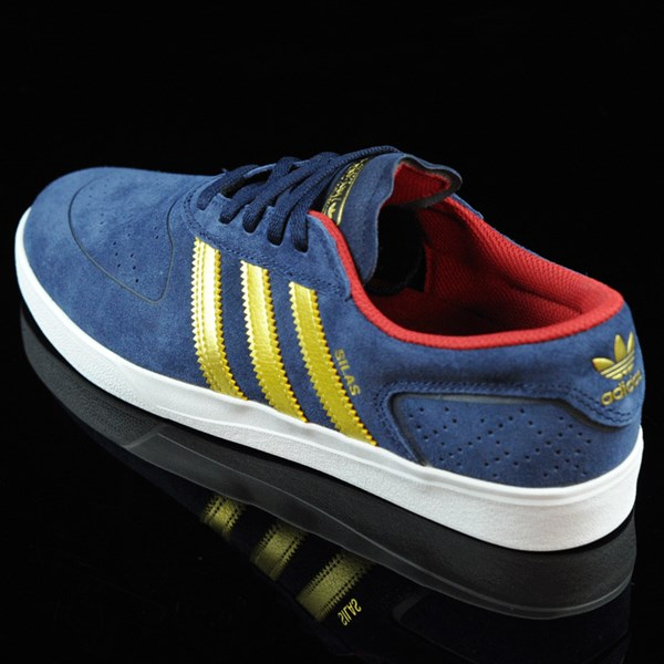 competitive price 1c59d 75592 adidas superstar sneakers gold adidas silas vulc