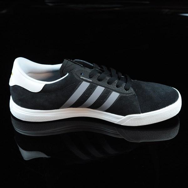 adidas Lucas ADV Shoes Black, Grey, White Rotate 3 O'Clock