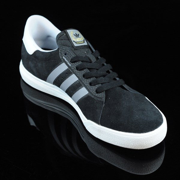 adidas Lucas ADV Shoes Black, Grey, White Rotate 4:30