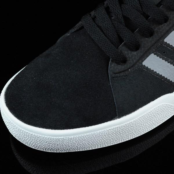 adidas Lucas ADV Shoes Black, Grey, White Closeup