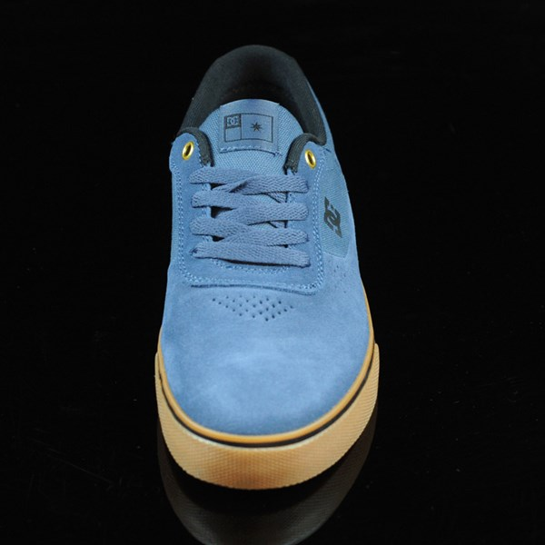DC Shoes Switch Shoes Dark Denim, Gum Rotate 6 O'Clock