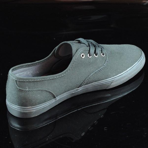 Emerica Wino Cruiser Shoes Black, Black Rotate 1:30