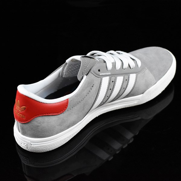 adidas Cliche X adidas Lucas ADV Shoes Charcoal, Solid Grey, White Rotate 1:30
