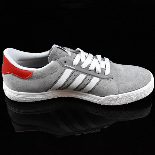 adidas Cliche X adidas Lucas ADV Shoes Charcoal, Solid Grey, White Rotate 3 O'Clock