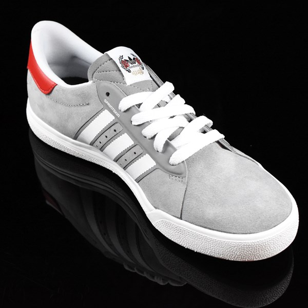 adidas Cliche X adidas Lucas ADV Shoes Charcoal, Solid Grey, White Rotate 4:30