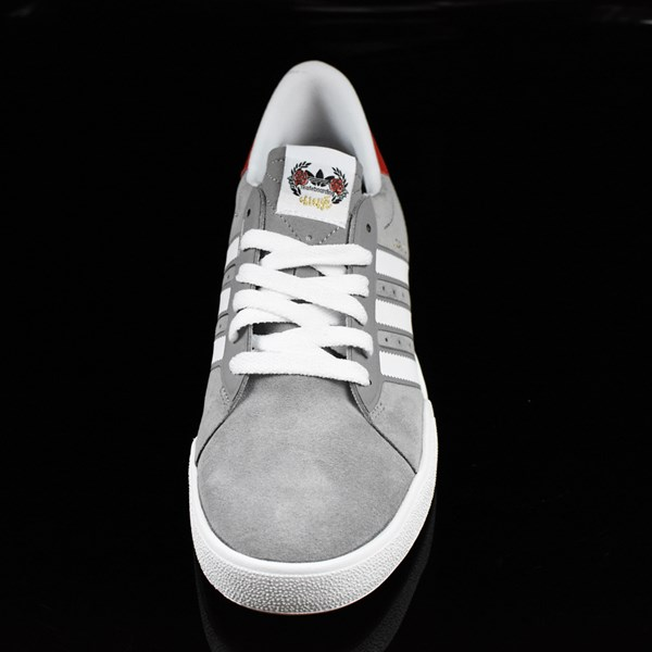 adidas Cliche X adidas Lucas ADV Shoes Charcoal, Solid Grey, White Rotate 6 O'Clock