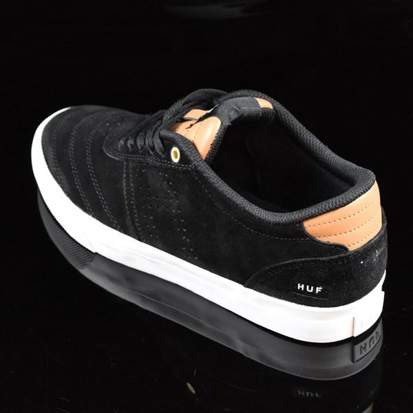HUF Galaxy Shoes Black, Baseball Rotate 7:30
