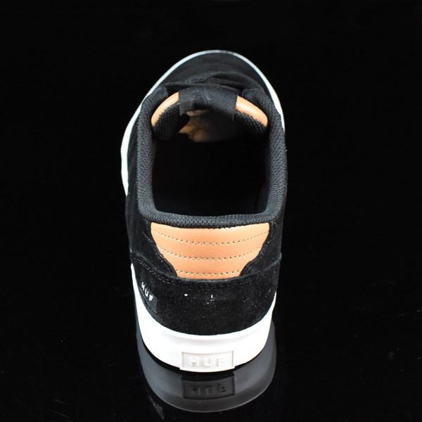 HUF Galaxy Shoes Black, Baseball Rotate 12 O'Clock