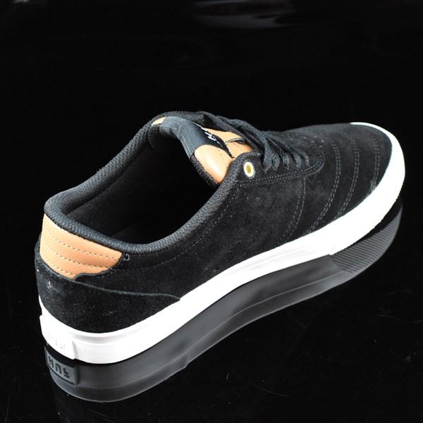 HUF Galaxy Shoes Black, Baseball Rotate 1:30