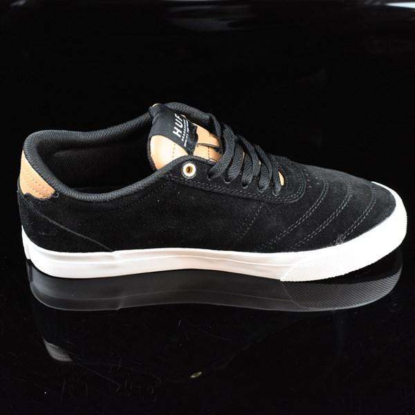 HUF Galaxy Shoes Black, Baseball Rotate 3 O'Clock