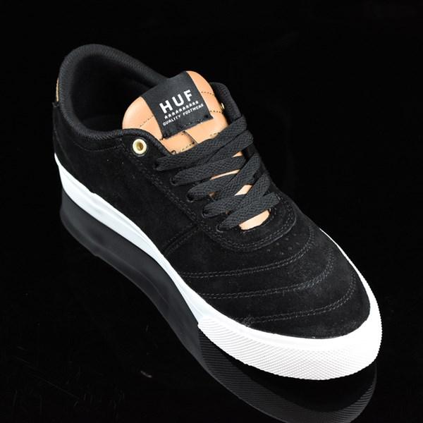 HUF Galaxy Shoes Black, Baseball Rotate 4:30