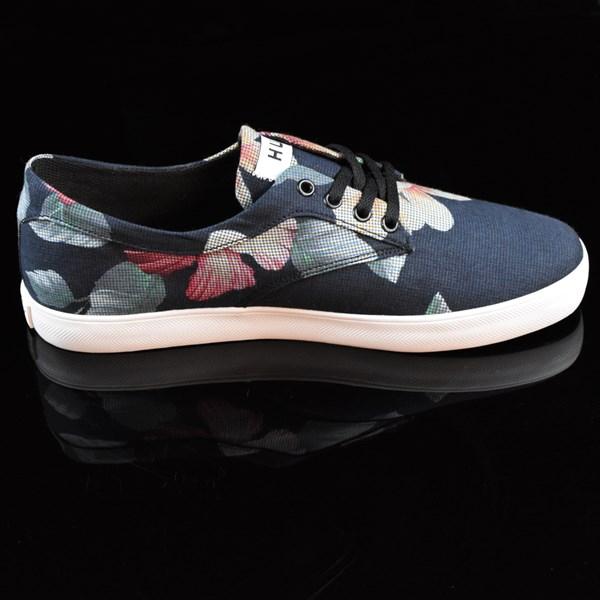 HUF Sutter Shoes Aloha Aina Floral Rotate 3 O'Clock